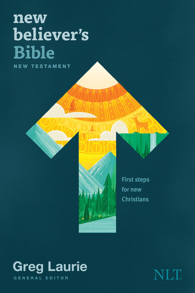 New Believer's Bible New Testament NLT (Softcover)