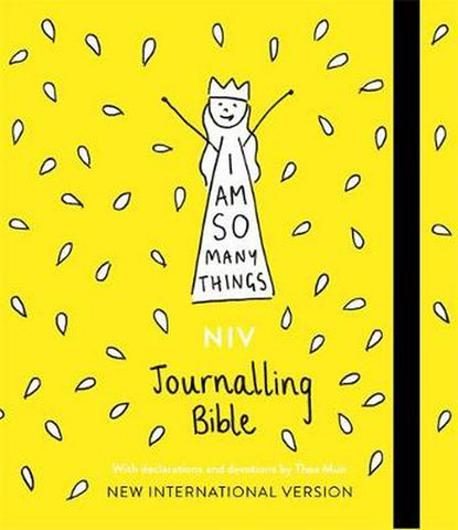 NIV Journalling Bible: I Am So Many Things