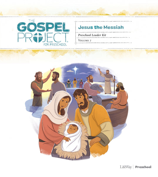 Gospel Project: Preschool Leader Kit, Spring 2020