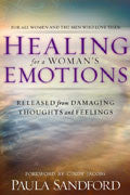 Healing For A Woman's Emotions Paperback - Paula Sandford - Re-vived.com