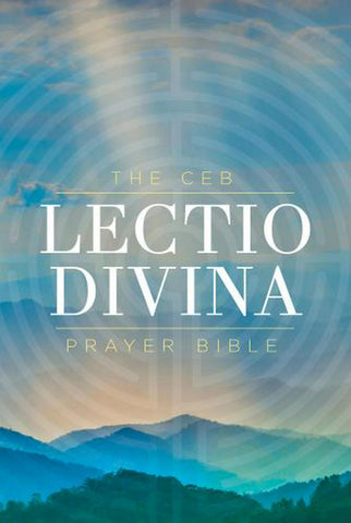 CEB Lectio Divina Prayer Bible Hardcover
