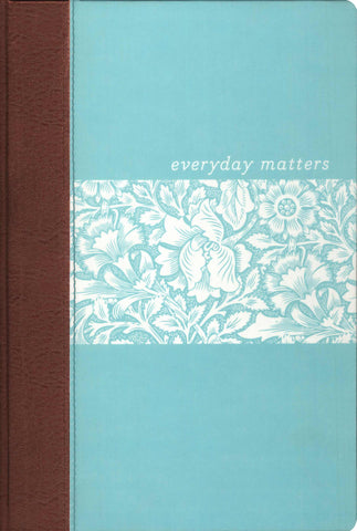 NLT Everyday Matters Bible for Women, Deluxe Edition
