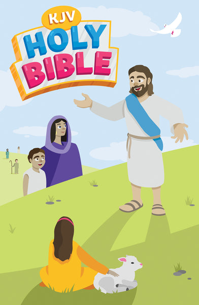 KJV: Kids Outreach Bible