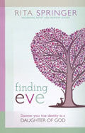 Finding Eve Paperback Book - Rita Springer - Re-vived.com
