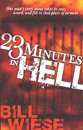 23 Minutes In Hell Paperback Book - Bill Wiese - Re-vived.com