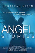 Angel Stories Paperback Book - Jonathan Nixon - Re-vived.com