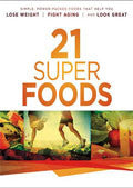 21 Super Foods Paperback Book - Jevon Bolden - Re-vived.com