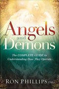Angels And Demons Paperback - Ron Phillips - Re-vived.com