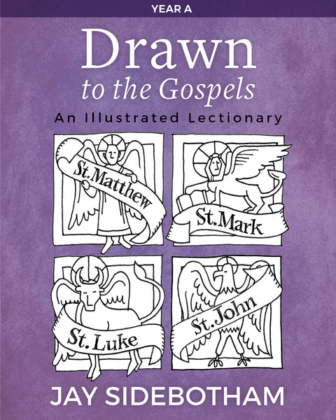 A Year Drawn to the Gospels