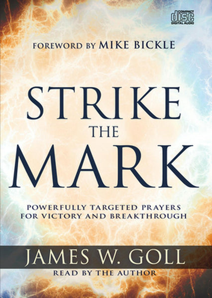 Strike the Mark Audio Book