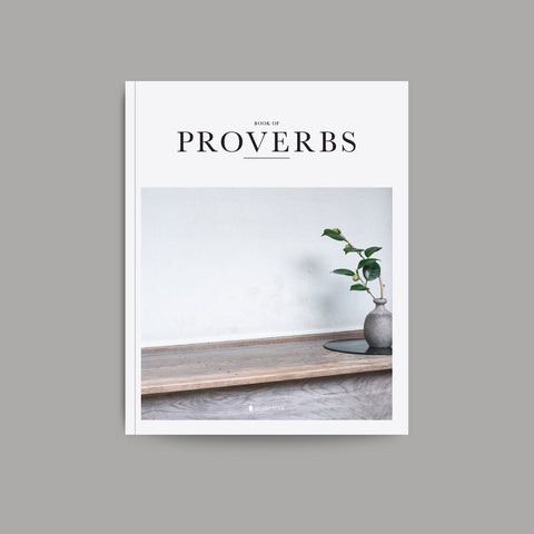 Book of Proverbs Paperback