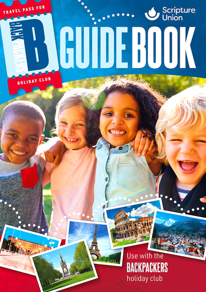 Backpackers Guide Book (Pack of 10) 5-8 yrs
