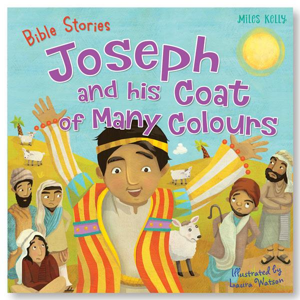 Joseph and his Coat of Many Colours