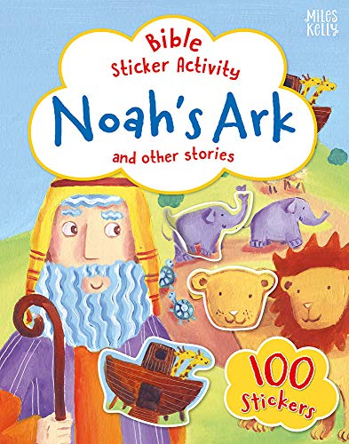 Bible Sticker Activity Noah's Ark