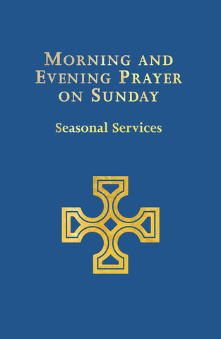 Church Of Ireland Morning & Evening Prayer On Sunday Seasonal Services
