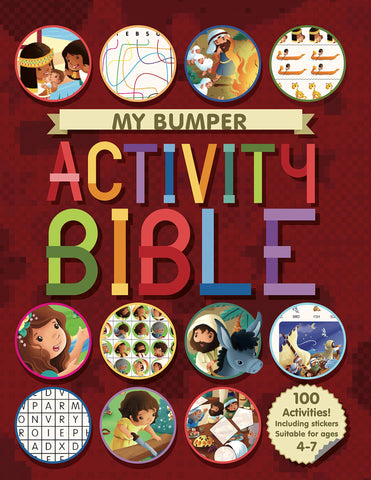 My Bumper Activity Bible