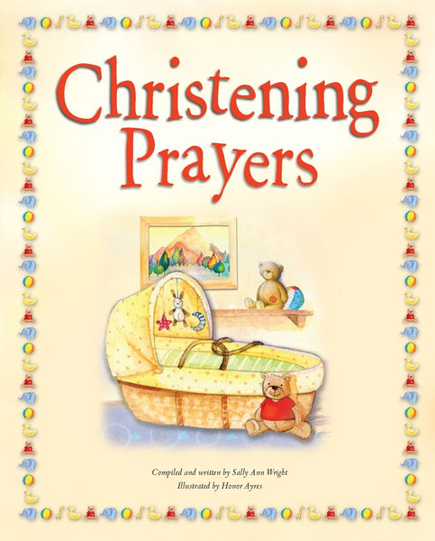 Christening Prayers