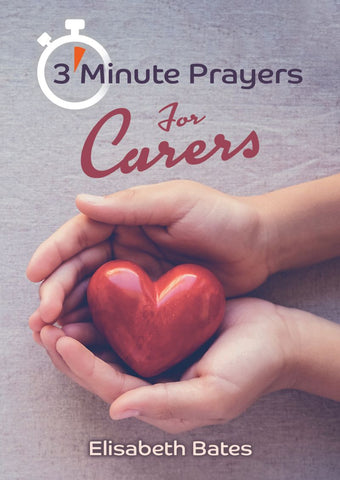 3 Minute Prayers for Carers
