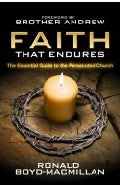 Faith That Endures Paperback Book - Ronald Boyd-Macmillan - Re-vived.com - 1
