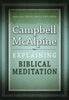 Explaining Biblical Meditation Paperback Book - Campbell McAlpine - Re-vived.com - 2