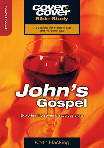 Cover to Cover Bible Study: John's Gospel