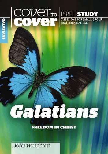 Cover to Cover Bible Study: Galatians