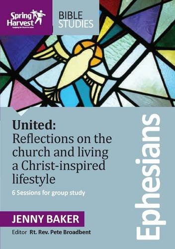 Ephesians Workbook: 6 sessions for group study, with Jenny Baker