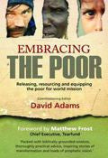 Embracing the Poor Paperback Book - David Adams - Re-vived.com - 1