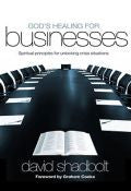 God's Healing For Businesses Paperback Book - David Shadbolt - Re-vived.com - 1