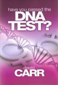 Have You Passed The DNA Test? Paperback Book - David Carr - Re-vived.com - 1