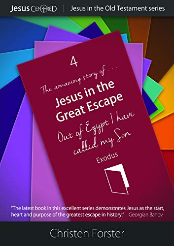 JinOT Volume 4: Jesus in the Great Escape