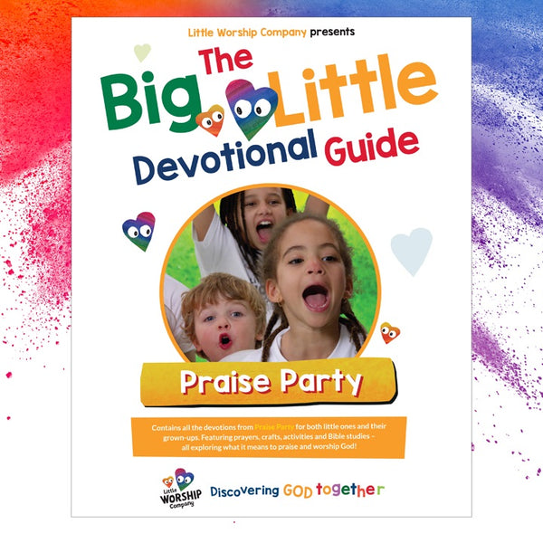 The Big Little Devotional Guide - Praise Party
