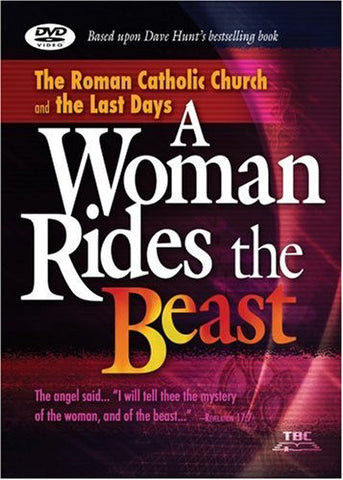 A WOMAN RIDES THE BEAST DVD - Timeless International Christian Media - Re-vived.com
