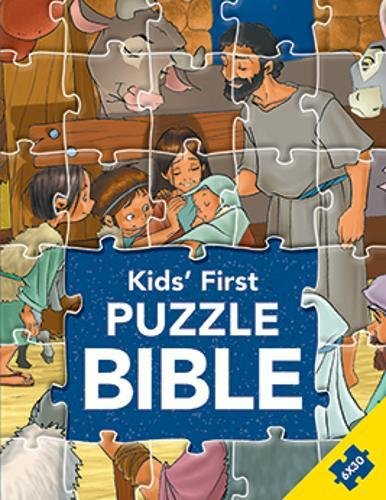 Kids' First Puzzle Bible
