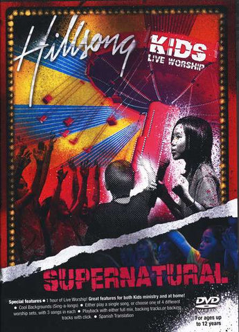 Hillsong Kids: Supernatural [DVD]