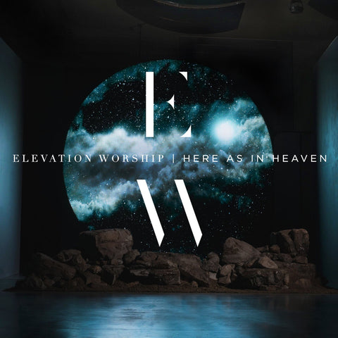 Here As In Heaven CD - Elevation Worship - Re-vived.com