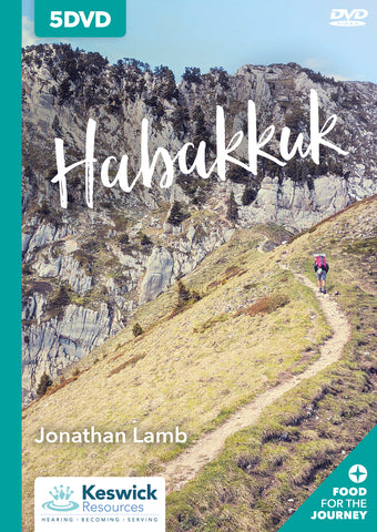 Food For The Journey - Habakkuk - 5 Talk DVD Pack