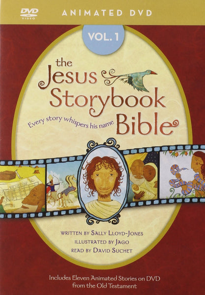 Jesus Storybook Bible Animated Volume 1 DVD - Lloyd-Jones, Sally - Re-vived.com