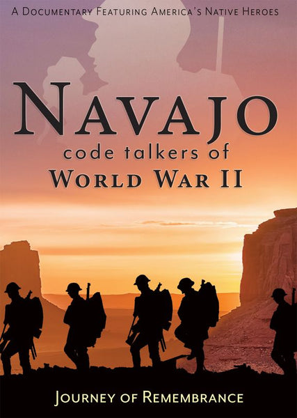 Navajo - Code Talkers Of World War II DVD