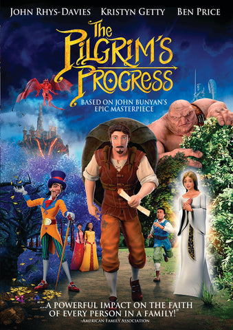 The Pilgrim's Progress DVD