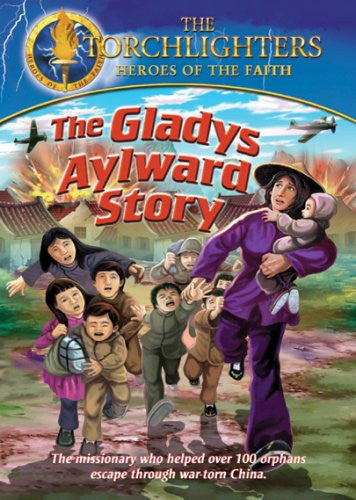 Torchlighters: The Gladys Aylward Story DVD - Torchlighters - Re-vived.com