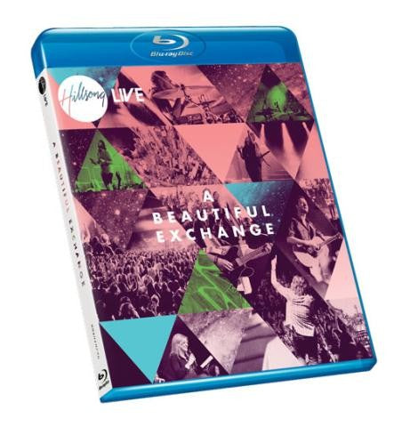 Hillsong Live - A Beautiful Exchange Blu-Ray DVD