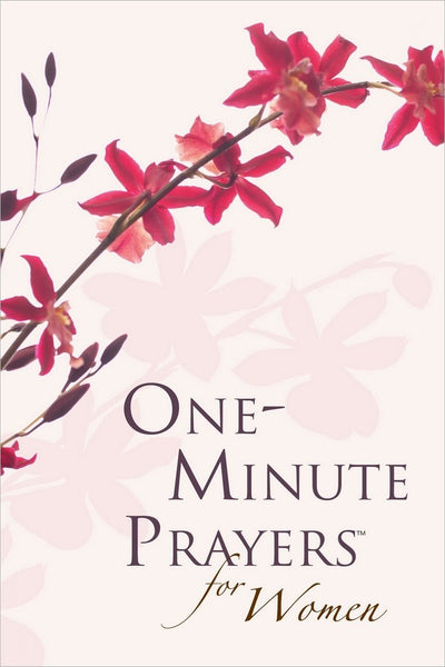 One Minute Prayers For Women Gift Edition Padded Hardback