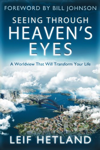 Seeing Through Heaven's Eyes Paperback Book