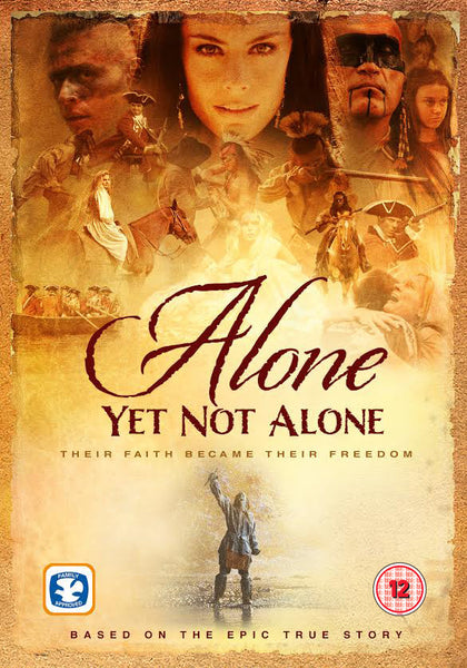 Alone Yet Not Alone DVD - Various Artists - Re-vived.com