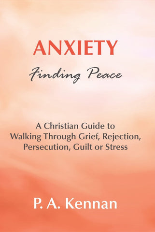 Anxiety: Finding Peace