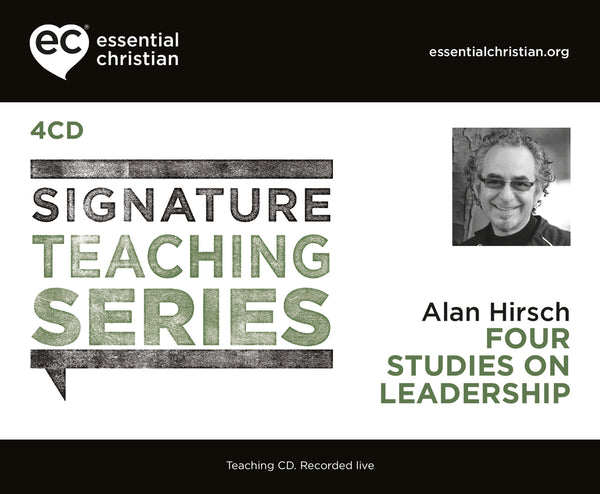 Leadership: Signature Teaching Series 4 Talk Audio CD Pack