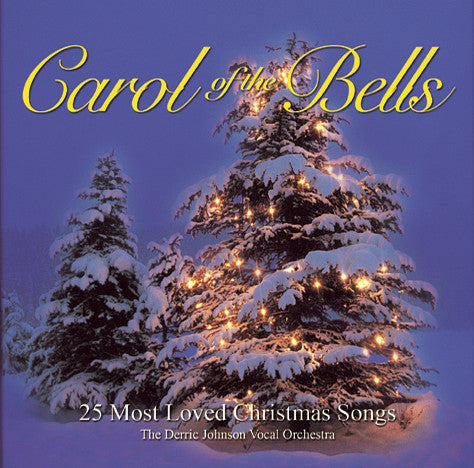 CAROL OF THE BELLS CD - Classic Fox Records - Re-vived.com