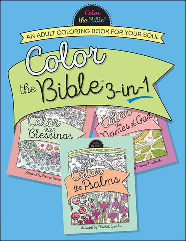 Colour the Bible 3-in-1 - Marie Michaels - Re-vived.com - 1
