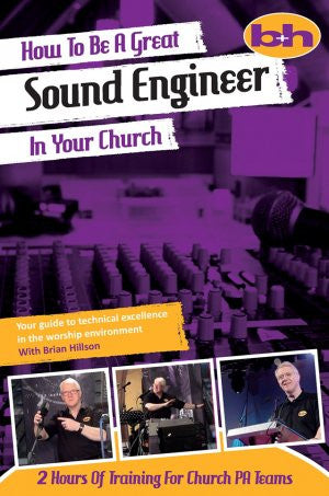 How To Be A Great Sound Engineer In Your Church